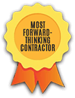 Most Forward Thinking Contractor