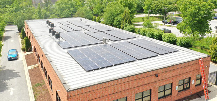 How solar energy makes a difference for your business