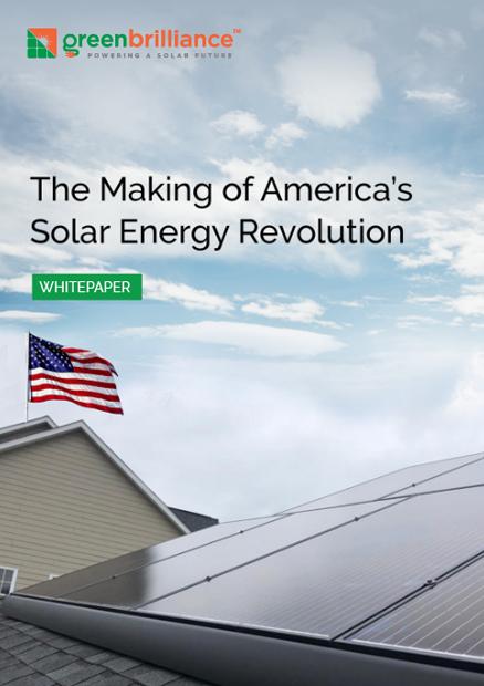 The making of America's Solar Energy Revolution