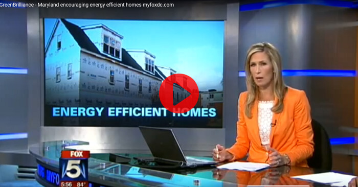 Maryland encouraging energy efficient homes…