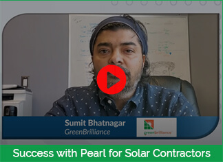 Here's why you should choose a Pearl-certified solar contractor