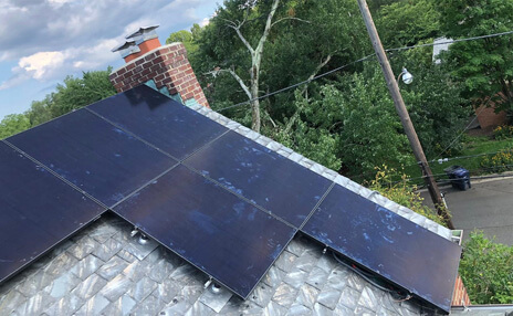 How David powered his home with solar and saved on energy costs