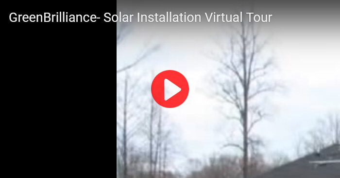 Solar Installation Virtual Tour