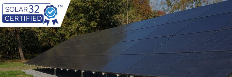 Is your solar solution Solar32Certified<sup>TM</sup>?