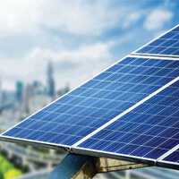 Solar energy is now the most cost-effective way to add electricity