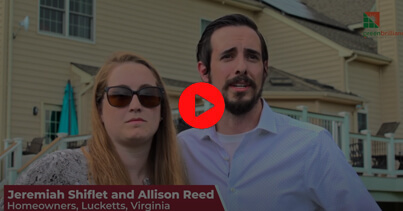 Homeowners: Jeremiah Shiflet and Allison Reed – Lucketts, Virginia
