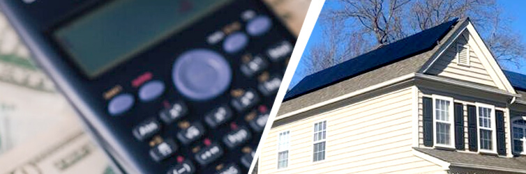 How does the solar tax credit work for homeowners?