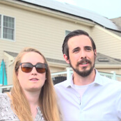 The Virginia couple just can't say enough good things about GreenBrilliance