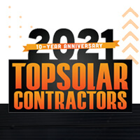 GreenBrilliance recognized among Top 20 Solar Contractors in the United States